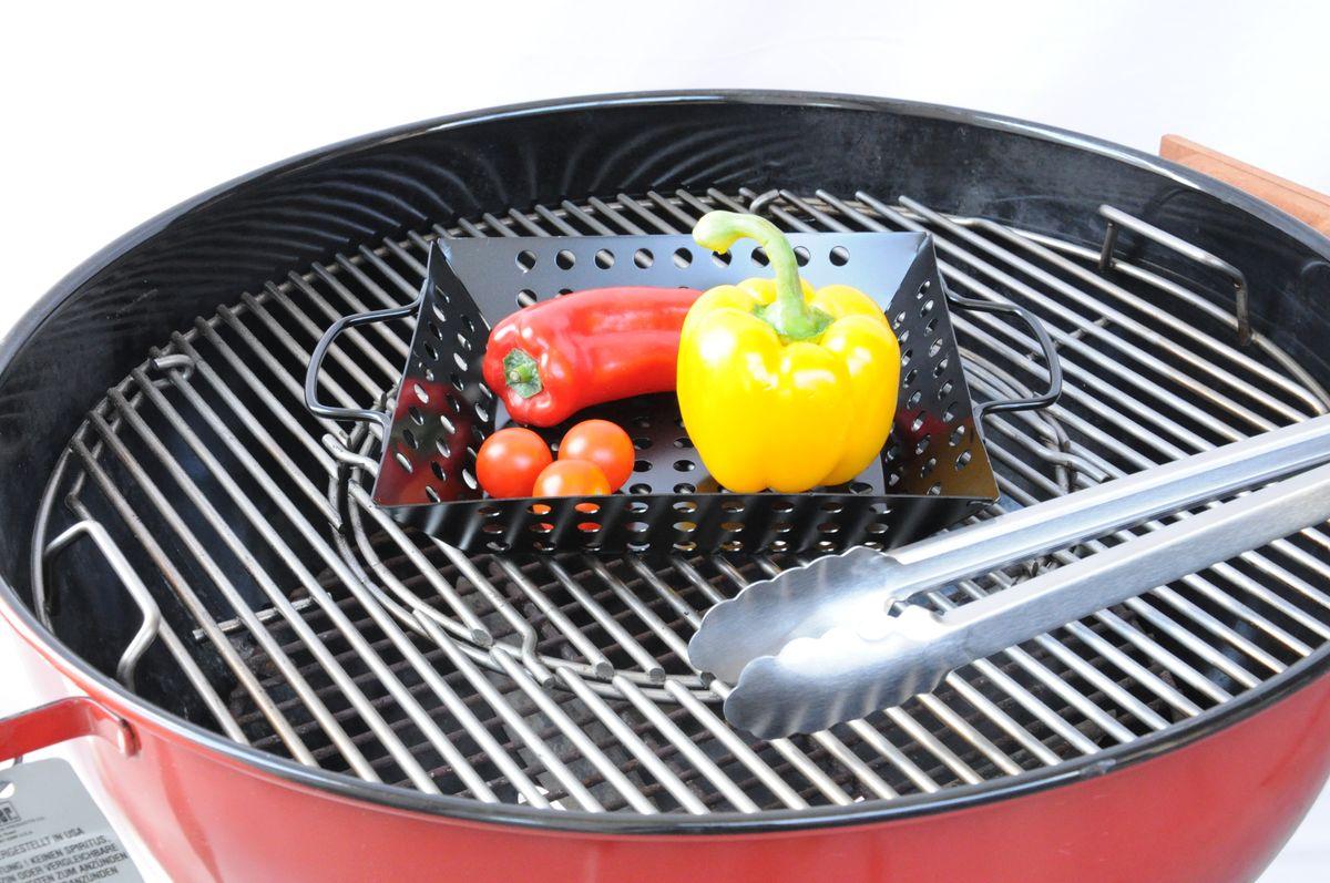 3x grillpfanne bbq antihaft gem se pfanne 3 formen gr en mit griff grill set haus garten. Black Bedroom Furniture Sets. Home Design Ideas