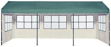 pavillon four season ersatzteile 3x6m dach seitenteile. Black Bedroom Furniture Sets. Home Design Ideas
