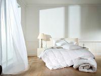 Mistral Home 4 Jahreszeiten Premium Bettdecke Perkal Hülle 100% Ägyptische Baumwolle Weiß 3 Größen 7