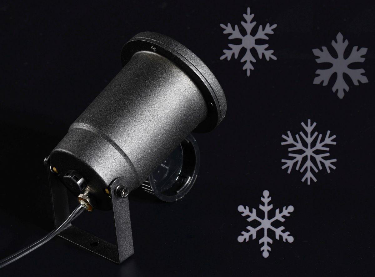 led effekt licht projektor mit wei en bewegten. Black Bedroom Furniture Sets. Home Design Ideas