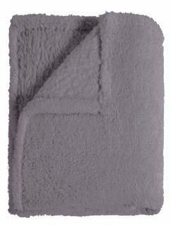 Mistral Home kuschlige Wohndecke 130 x 170 cm Single Sherpa 4 Modelle Decke [2]