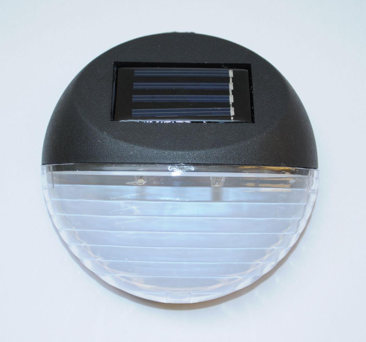 solar led treppenleuchte wandleuchte zaunleuchte weglampe. Black Bedroom Furniture Sets. Home Design Ideas