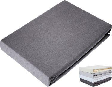 Mako Jersey Betttuch 95°C Spannbettlaken Bettlaken Baumwolle vers. Größen/Farben [3]