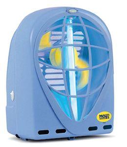 Ventilator insectenvanger insectivoro kyoto 396 - UV lamp - zachte propellor