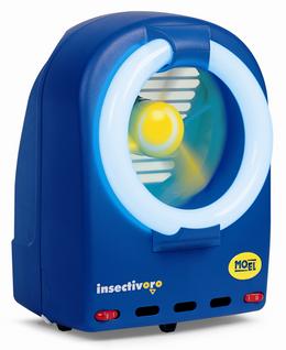 Moel Fan-Insektenvernichter Insectivoro 361B - Ventilator Insektenfalle - 55 Watt – Bild 1
