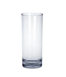 50 St. Barglas exklusiv 0,25l - Kunststoff glasklar mit Glasoptik - Set Angebot – Bild 1