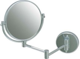 JVD double-sided cosmetics mirror in chrome for wall mounting 866303 – Bild 1