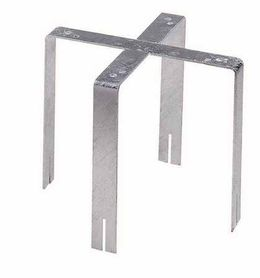 Rossignol Eden mounting feet made of galvanised steel