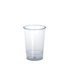 Promo Cup 0,1l SAN crystal clear of plastic