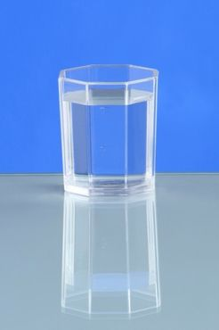 Plastic Jigger PC crystal clear 2cl /4cl SAN very robust and reusable – Bild 3