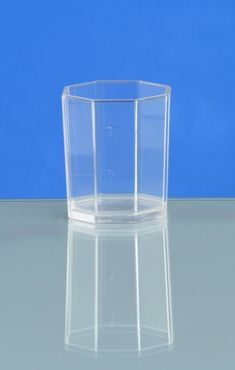 Plastic Jigger PC crystal clear 2cl /4cl SAN very robust and reusable – Bild 4