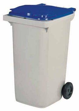 Rossignol Korok graue Mülltonne mit 2 Rädern entspricht der Norm EN-840 1 bis 6 – Bild 5
