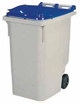 Rossignol Korok graue Mülltonne mit 2 Rädern entspricht der Norm EN-840 1 bis 6 – Bild 8