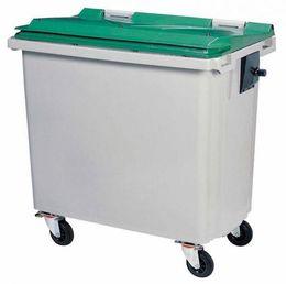 Korok garbage can made of virgin high-density polyethylene plastic from Rossignol  – Bild 3