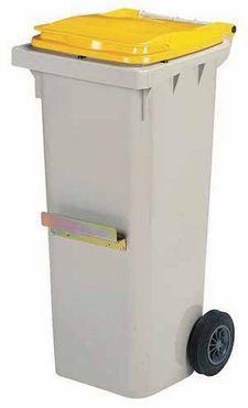 Korok garbage can made of virgin high-density polyethylene plastic from Rossignol  – Bild 1