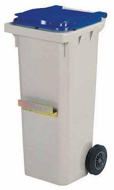 Korok garbage can made of virgin high-density polyethylene plastic from Rossignol  – Bild 2
