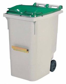 Korok garbage can made of virgin high-density polyethylene plastic from Rossignol  – Bild 9