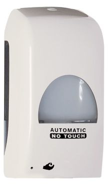 Marplast electronic soap dispenser 1 liter in white made of plastic MP770