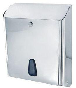 Marplast Towelinox Papierhandtuchspender Edelstahl poliert MP 802