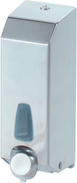 Marplast Foaminox refillable foamsoap dispenser made of stainless steel 1L MP806
