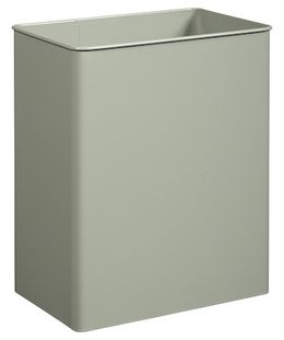 Rossignol schwenkbarer und quaderförmiger Abfallbehälter 27L zur Wandbefestigung – Bild 1