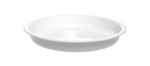 Reusable plate of plastic - Soup plate or 3-part plate foot safe