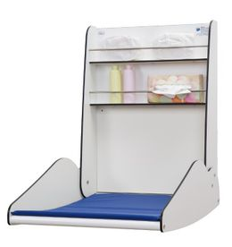 Changing table WECCO with built-in stoppers – Bild 1