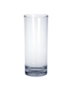 Bar glass exklusive 0,25l PC crystal clear of plastic dishwasher safe