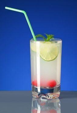 Plastik Cocktailglas SAN ca. 0,3l ohne Eichstrich robust lebensmittelecht – Bild 2