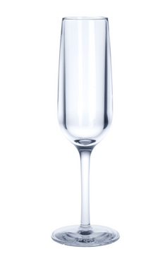Reusable Champagnerglass 0,1l PC of plastic – Bild 1
