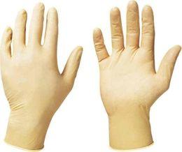 Latex Einweghandschuhe (gepudert)