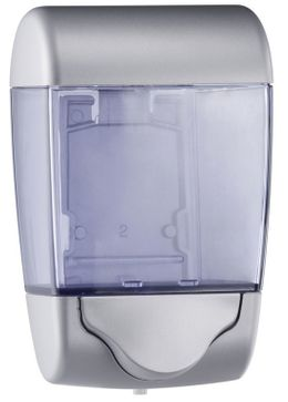 Soap Dispenser Clique in various colors of plastic 0,55 ml wall mounting – Bild 3