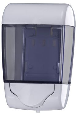 Soap Dispenser Clique in various colors of plastic 0,55 ml wall mounting – Bild 4