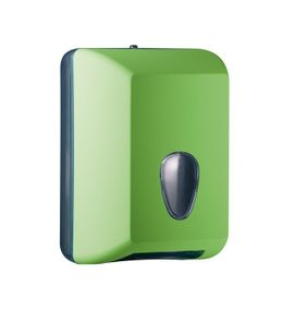Toilet paper dispenser made of plastic for wall mounting in various colors – Bild 3