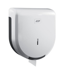CleanLine Jumbo 200 Toilet papier dispenser ABS kunststof