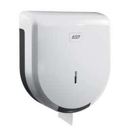 CleanLine Jumbo 400 Toilet papier dispenser ABS kunststof