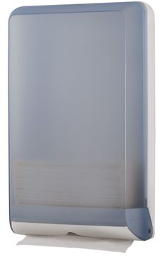 Marplast papertowel dispenser made of plastic for wall mounting transparent or glass – Bild 2