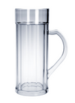 Doppler-Jug 2l Plastik SAN crystal clear food safe and dishwasher safe