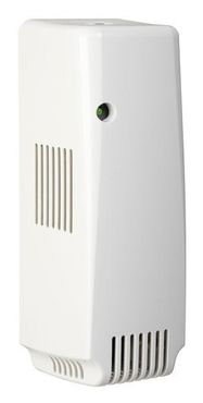 Smart Air Dispenser in color white made from ABS plastic whitout aerosol