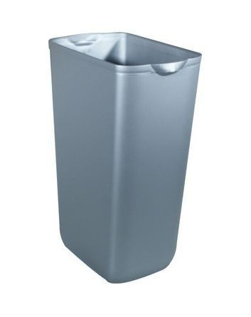 Marplast waste paper bin 23 lt hospitality industry for Waste paper wall hanging