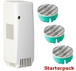 Smart Air Spender Starterpack, aerosolfreier Spender