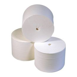 Coreless toiletpapier 36 rol 100 % cellulose - hoogwit – Bild 1