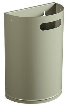 Rossignol Arkea robust and detachable wall mounted bin 20L – Bild 3