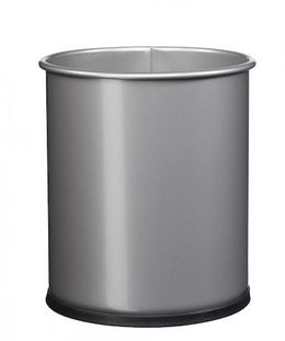 Rossignol Papea paper bin 8L made of anti-UV powder coated steel or stainless steel – Bild 11
