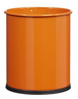 Rossignol Papea paper bin 8L made of anti-UV powder coated steel or stainless steel – Bild 5