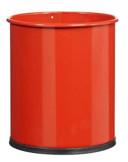 Rossignol Papea paper bin 8L made of anti-UV powder coated steel or stainless steel – Bild 8