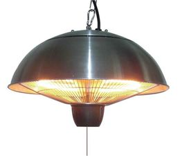 Halogen Outtrade heater ceiling mounted Mushroom 1500W - CE11 – Bild 1