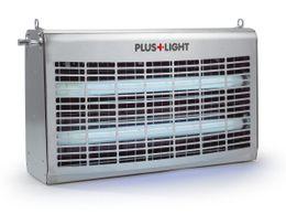 Insektenvernichter Pluslight mit leistungsstarken 60 Watt aus Edelstahl – Bild 1