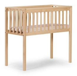 Childhome Cradle wood - Beech natural sticks 40x90cm