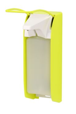 Ophardt ingo-man® plus soap and disinfectant Dispenser 1418093 Warning colours (1000ml) – Bild 1
